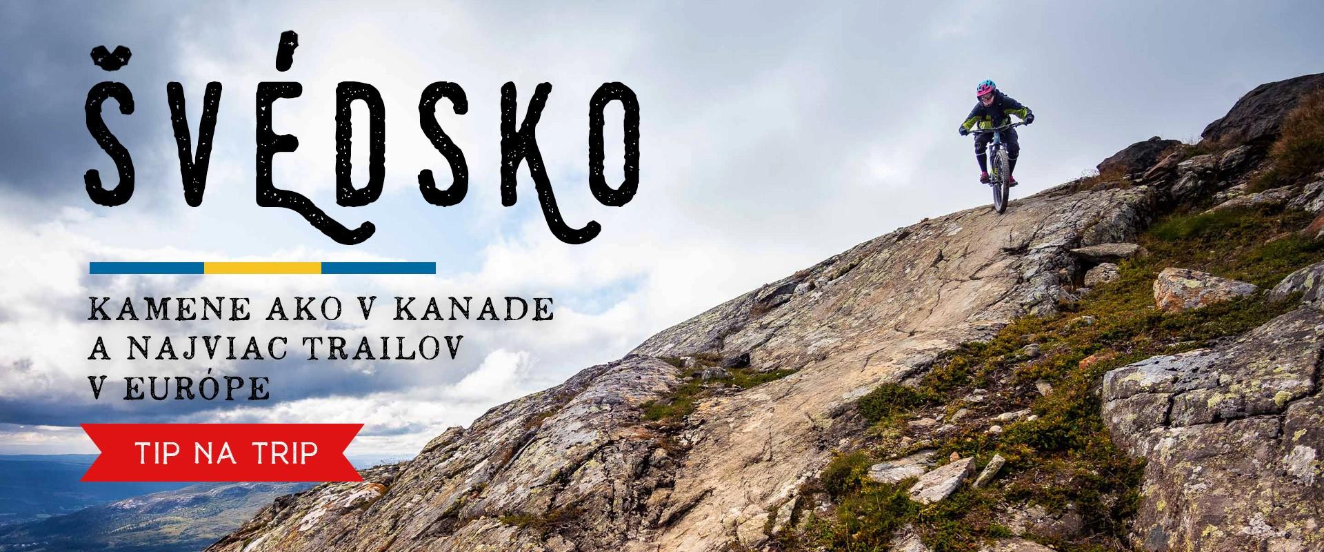 MTB trip na sever Nórska - fjordy, najkrajšie hory aké sme kedy videli a fantastické traily