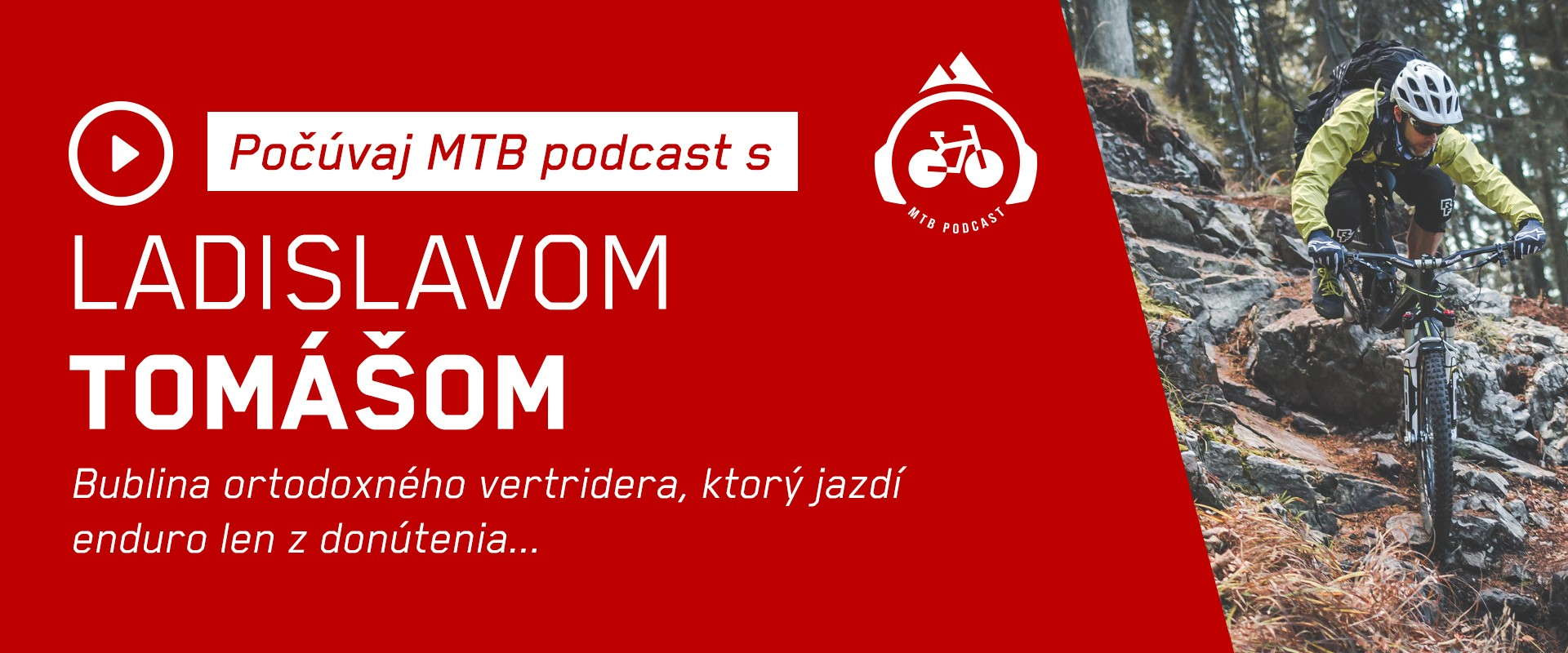 #10 Ladislav Tomáš - keď sa ako jazdec nikde neposúvaš, stratíš slobodu